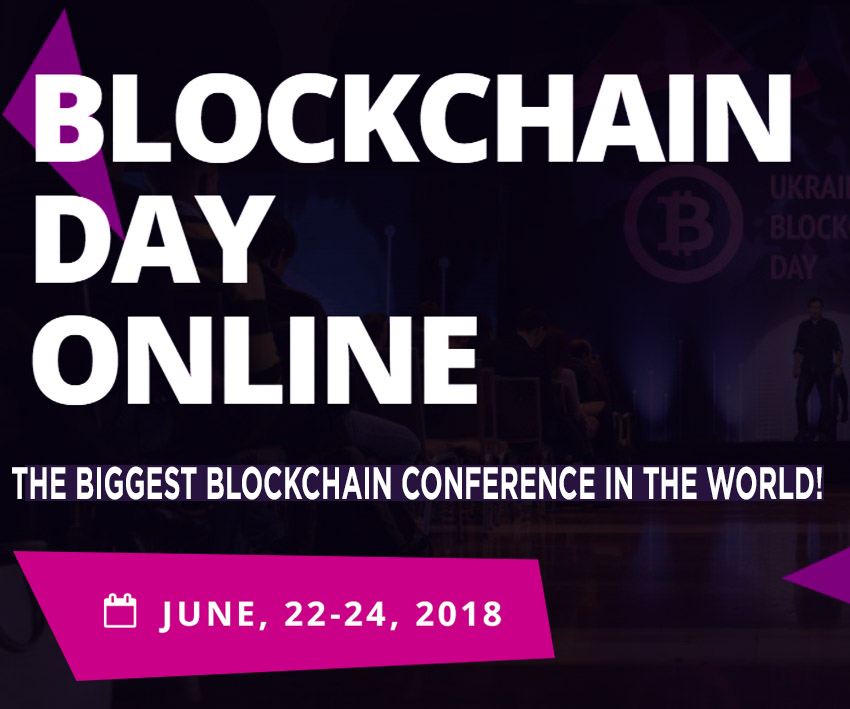 Blockchain Day Online 2018